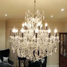 maria theresa chandelier eight light