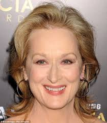 from perfect brows to gorgeously glowing skin here s what meryl streep can teach you about mid life make up