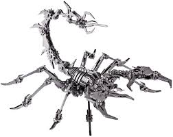 Desk Toys Birthday Gifts for Adults <b>3D</b> DIY Assembly <b>Insect Puzzle</b> ...