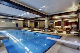 home indoor pool with slide. Modren Indoor Exquisite Home Indoor Pool With Slide Study Room Minimalist Fresh In Pretty  Huge Swimming Pool Area For I