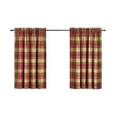 red plaid curtains red black buffalo check curtains full size of curtainsset personalized baby red plaid
