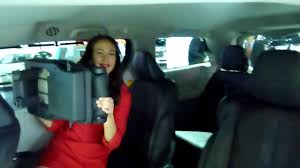 2011 Toyota Sienna Eighth Seat Installation/Removal - YouTube