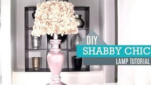 chic lighting fixtures. Shabby Chic Lighting Decor Lamp And Shade Joy Projects Crafts Ideas Fixtures U