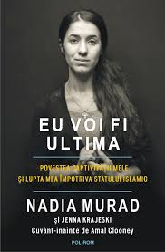 Image result for nadia murad nobel pace