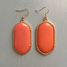 kendra scott inspired large earrings c