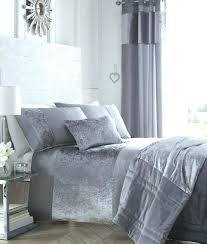 grey crushed velvet bedding medium size of covers wonderful silver and blossom gray double bedspread beddin velvet bedding sheets crushed