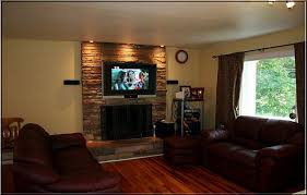 fireplace and tv ideas amazing modern designs with outdoor living room decorating