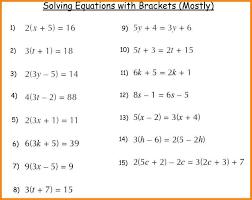math equations worksheets 10 math equations worksheets a resumed