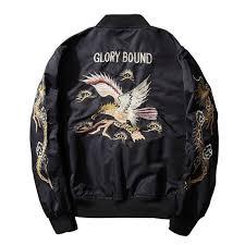 glory bound chinese dragon urban er jackets