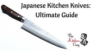 anese kitchen knives ultimate guide of the best types the kitchen guy