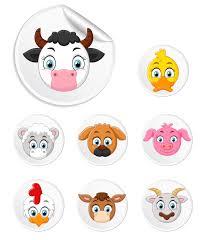 Reward Chart With Stickers Farm Animals Select Potty