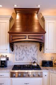Kashmir Gold Granite Kitchen Kashmir Gold Granite Countertops With A Natural Stone Backsplash