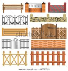 Small Picture Wooden Gate Stock Images Royalty Free Images Vectors Shutterstock