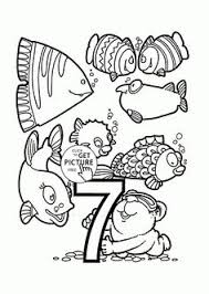 Small Picture Pattern Number 2 coloring pages for kids counting numbers