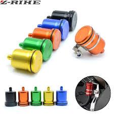 Universal Motorcycle Brake <b>Fluid</b> Reservoir Clutch Tank <b>Oil Fluid</b> ...