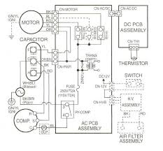 air conditioner wiring diagram capacitor air image air conditioner wiring diagram pdf air auto wiring diagram schematic on air conditioner wiring diagram capacitor