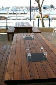rustic wooden outdoor furniture. Dazzling Outdoor Patio Wood S M L F Rustic Wooden Furniture O