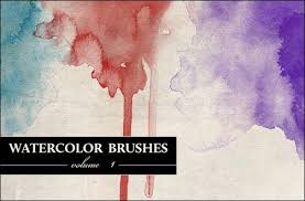 free watercolor brushes illustrator 20 free hq watercolor brushes sets
