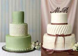 Magnolia Bakery Serves Up Delectable Tiered Wedding Cakes