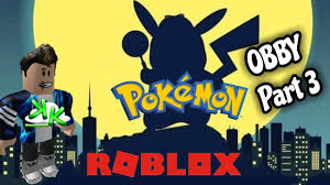 ROBLOX Pokemon OBBY Part 3 Game Play on Xbox One - Finding Our Way To Pi...  | Roblox, Games to play, Pokemon