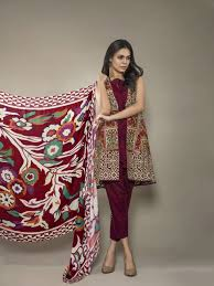 Ladies Shalwar Kameez Design 2018 15 Winter Shalwar Kameez Designs For Girls Dresses Crayon