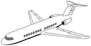 Airplane Drawing Plane Drawings Barca Fontanacountryinn Com