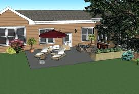 patio furniture layout ideas. Deck Furniture Layout Ideas 4 Landscaping Network Ca Patio Set Up T