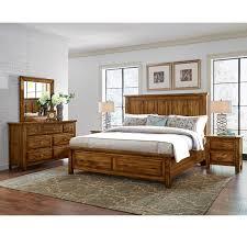 artisan post vaughan bassett maple road king bedroom group pertaining to vaughan bassett nightstand intended for