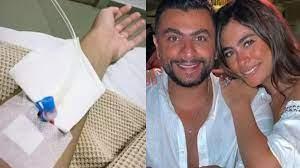 """أزمة صحية تدخل الفنانة """"هاجر أحمد"""" الى العناية المركزة - تيلي+"""