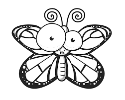 Small Picture pinned from site directly Butterfly Free Printable