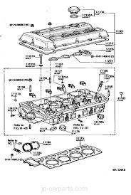 KP Gasket: Toyota 2TG Full Set Gasket