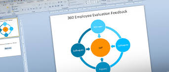 employee evaluation feedback 360 employee evaluation feedback template for powerpoint