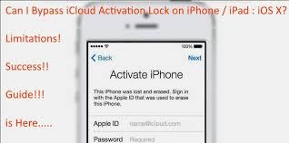 Icloud ios 11 Can I Lock 10 Iphone guide Ipad Activation On Bypass Ios PwqEw