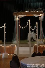 diy lighting wedding. The Perfect Easy Light Stands For Your Next Garden Party, Indoor Wedding,  Diy Lighting Wedding