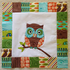 Best 25+ Owl quilt pattern ideas on Pinterest | Owl quilts, Owl ... & adorable appliquéd owl, by cynthia horst, on the dream quilt create blog,  full Adamdwight.com