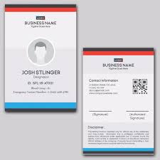 Identity Card Design Id Card Design Template For Free Download On Pngtree