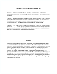 Cover Letter Closing Closing Statement Cover Letter Complete Guide Example 12