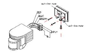 wiring diagram motion sensor heat sensor wiring diagram \u2022 wiring motion sensor wiring instructions at Motion Sensor Switch Wiring Diagram