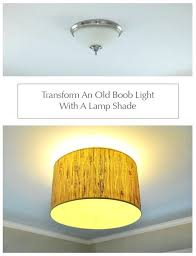 a lamp transform an old light with a lamp lamps plus ceiling fans