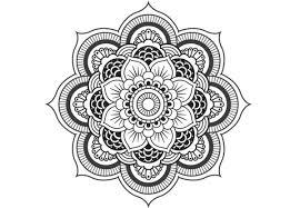 Coloriage De Mandala A Imprimer Gratuit Inoui Coloriage Mandala