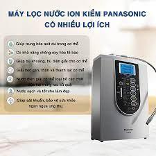 Top 12 máy lọc nước ion kiềm Panasonic bởi Chuyên Gia Nước Enterbuy