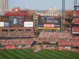 Busch Stadium Bank Of America Club Seating Chart St Louis Cardinals Seating Guide Busch Stadium