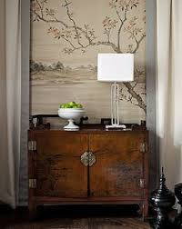 mix of old and new asian chinoiserie oriental decor somehow it becomes an elegant asian inspired furniture