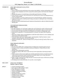 Research Resume Sample Mgr Research Resume Samples Velvet Jobs 11