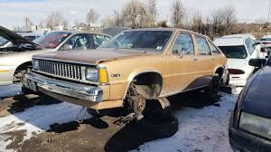 Junkyard Treasure 1980 Chevrolet Citation 5 Door Hatchback