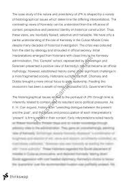 john f kennedy essay year hsc history extension thinkswap john f kennedy essay