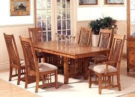 mission dining room chairs oak dining room oak dining room chairs solid furniture set with hutch