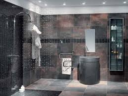 Small Picture Creating A Stylish Bathroom Wall Tiles Design With Natural Colour
