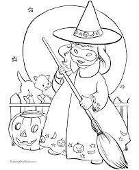 Small Picture Free Kids Printable Halloween Coloring Pages Fun for Halloween