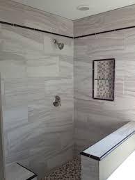 Uneek Design Neutral Grays For Nordling Master Bath Remodel By Uneek